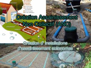 création assainissement non collectif en PACA