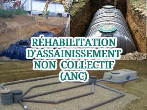 réhabilitation assainissement non collectif en PACA