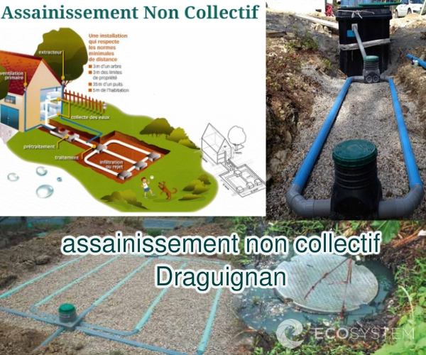 assainissement draguignan